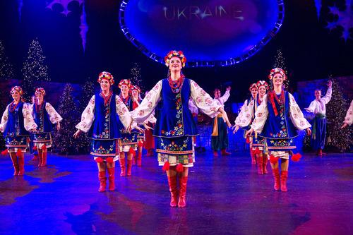 Courtesy photo The BYU International Folk Dance Ensemble.