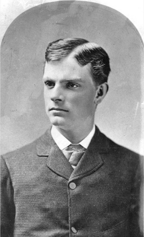 """(Photo Courtesy Utah State Historical Society)  Henry Lavender Adolphus Culmer (H.L.A. Culmer)(1854-1914) arrived with his parents in Utah in 1868, having been inspired to come by Mormon missionaries in England. H.L.A. Culmer worked primarily in Utah and was basically self taught. His oil and watercolor paintings of Monument Valley; the Grand Canyon; and mountain ranges including the Tetons and Wasatch reflected his interests in geology and rock formations. A painting called The Mystery of the Desert, is considered his masterpiece and was appraised at $25,000.00 at its completion in 1906. Culmer became one of the state's most popular painters, noted for his expansive, panoramic views. """"Geologists claimed they could identify the age of rocks in his pictures."""" His popularity irritated some of his formally educated peers who had studied in Paris. When asked for names of his art instructors, Culmer responded """"N.A. Ture""""."""