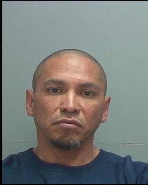 Isaac Anthony Gallegos. Courtesy Salt Lake County Jail