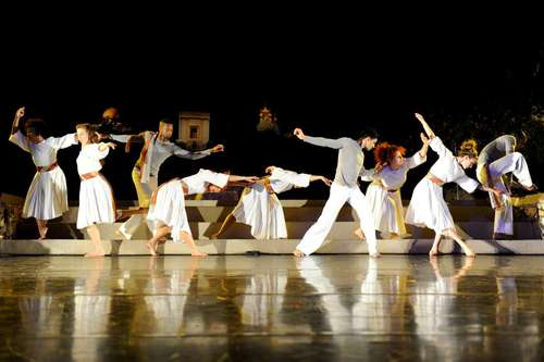 Keshet Chaim, a Los Angeles-based Israeli-American dance ensemble, will perform at the Jewish Arts Festival on Saturday at 8 p.m. The festival's organizers are bringing the dance company to Utah in an effort to make the festival more about higher forms of art.