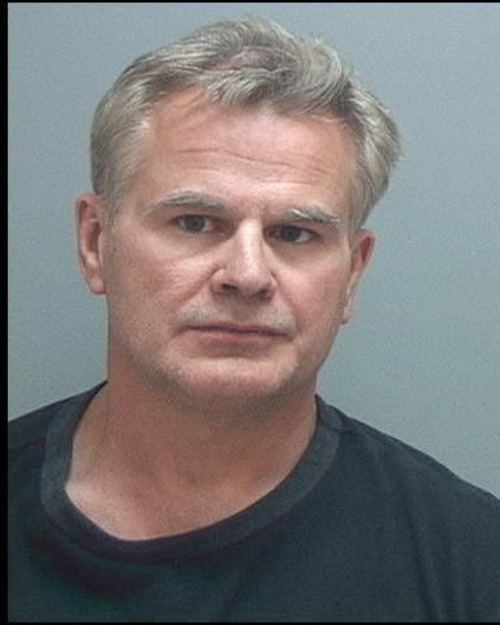 Courtesy | Salt Lake County jail Lonnie Dell Norton. He's accused of raping a woman on the University of Utah campus where he is employed.