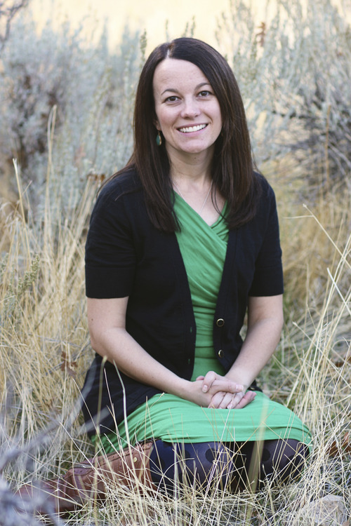 """Ally Condie, Utah-based author of the best-selling """"Matched"""" series, will read from and present the final installment of her trilogy """"Reached"""" on Nov. 13 at Rowland Hall St. Mark's in Salt Lake City. (Courtesy photo by Brook Andreoli)"""