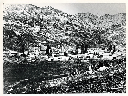 Tribune file photo  Alta, 1873.