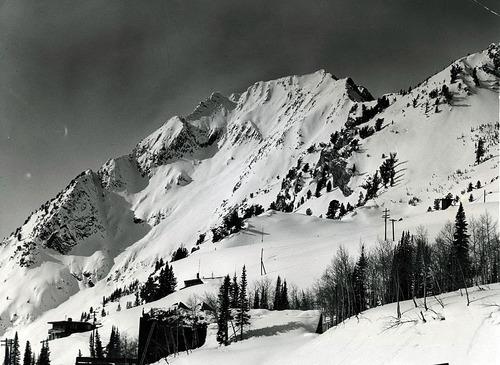 Tribune file photo  Historic photo of Alta, date unknown.