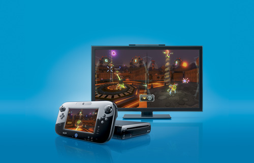The Nintendo Wii U video game console, coming Nov. 18 for $299. Courtesy image.