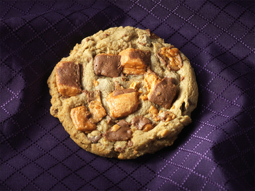 Butterfinger cookie from Over the Top Gourmet Cookies. Courtesy image.