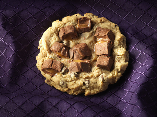 Milky Way cookie from Over the Top Gourmet Cookies. Courtesy image