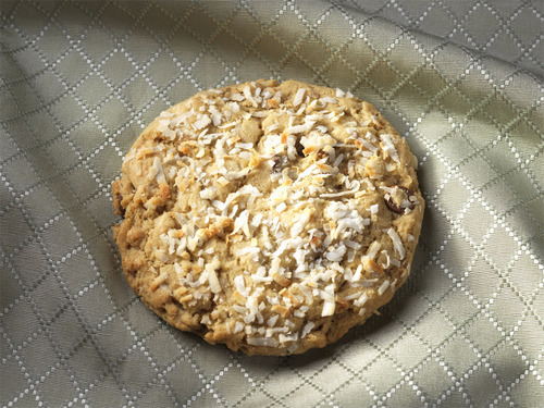 Toffee Works cookie from Over the Top Gourmet Cookies. Courtesy image