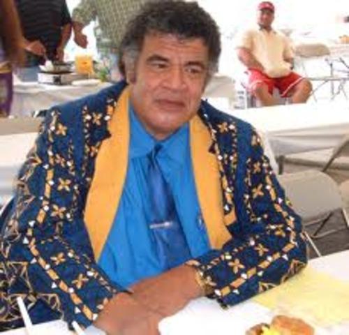 The Rev. Havili Mone Courtesy Tongan-American Caucus UMC