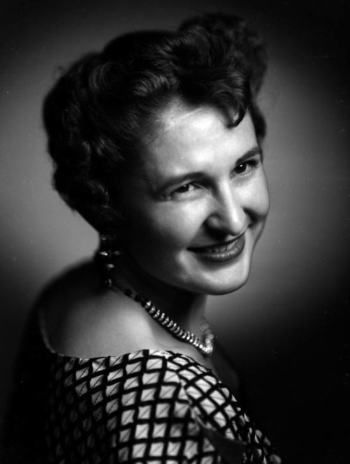 Ada Moulton. Photo courtesy Utah State Historical Society