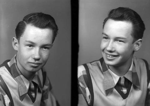 Alan Richens. Photo courtesy Utah State Historical Society