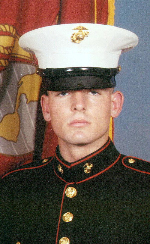 Sgt. Daniel Gurr Courtesy United States Marine Corps