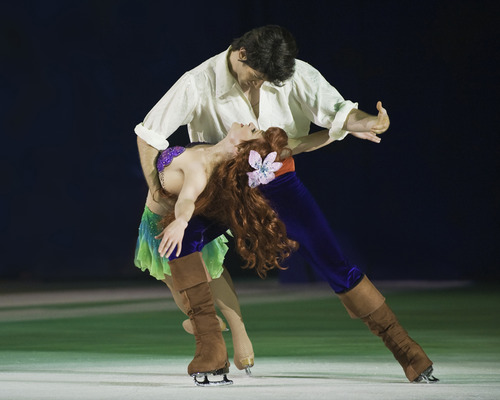Photo courtesy of Disney on Ice.