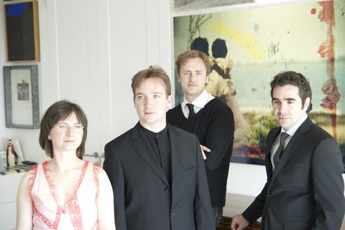 Kuss Quartet. Courtesy photo