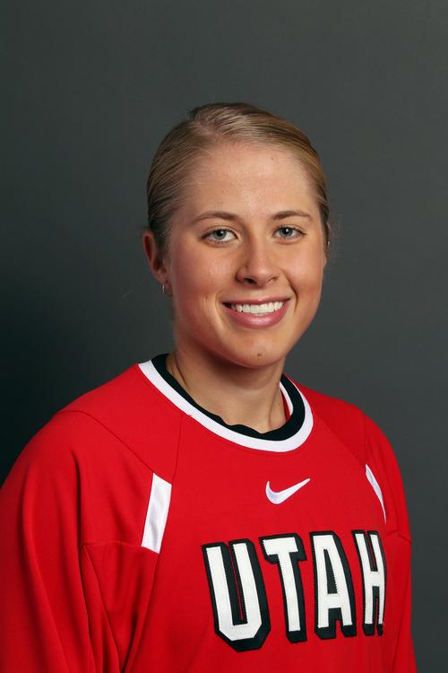 Rachel Messer, University of Utah women's basketball September 14, 2010, in Salt Lake City.  (Photo/Steve C. Wilson)