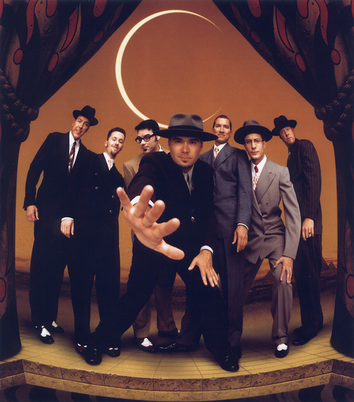 Courtesy image Big Bad Voodoo Daddy performs Saturday in Park City.