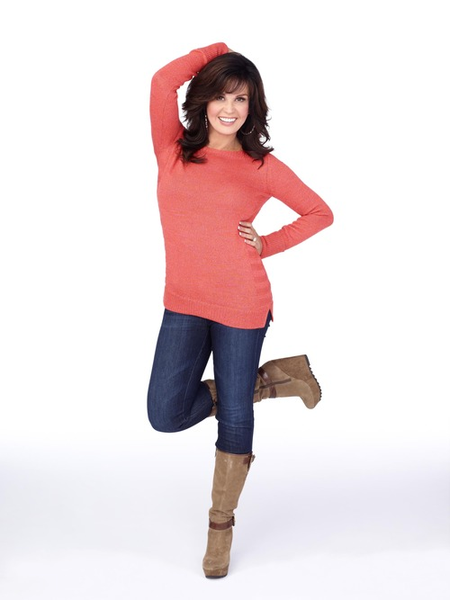 "Courtesy photo Marie Osmond's new talk show, ""Marie,"" premieres Monday, Oct. 1, on the Hallmark Channel."