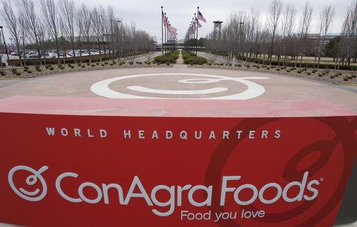 (AP Photo/Nati Harnik, File) ConAgra's brands include Chef Boyardee, Hebrew National, Hunt's, Orville Redenbacher's, Reddi-wip and Slim Jim.