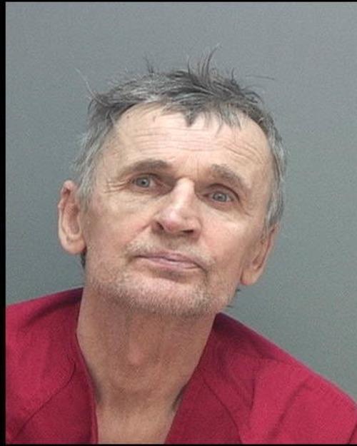 Peter Paul Gruodis (Salt Lake County Jail photo)
