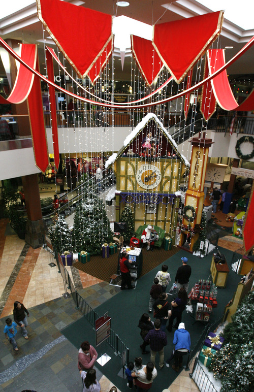 Rick Egan  | The Salt Lake Tribune  If you missed or avoided the Black Friday frenzy at Layton Hills Mall and elsewhere, no worries. Many experts say better deals on certain items often land in the last week before Christmas.