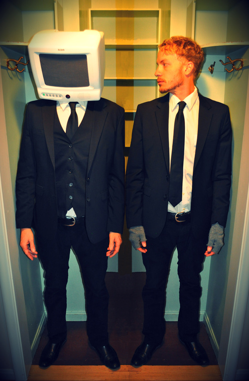 Robot Dream is Rob Bennion and Bart Olson. (Courtesy photo)