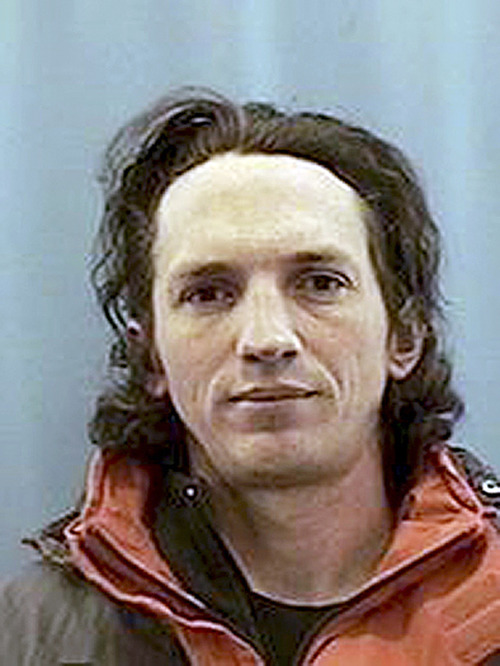 FILE - This undated handout photo provided by the Anchorage Police Department shows Israel Keyes. Keyes, charged in the death of an Alaska barista, has killed himself, and authorities say he was linked to at least seven other possible slayings in three other states. Keyes was found dead in his Anchorage jail cell Sunday, Dec. 2, 2012. Officials say it was a suicide. (AP Photo/Anchorage Police, file)
