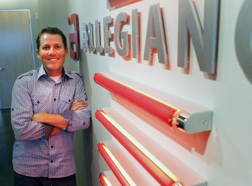 Al Hartmann  |  Tribune  file photo Founder Adam Edmunds is stepping down as CEO of Allegiance.