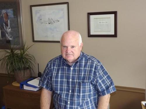 Brigham City Mayor Dennis Fife. Courtesy image