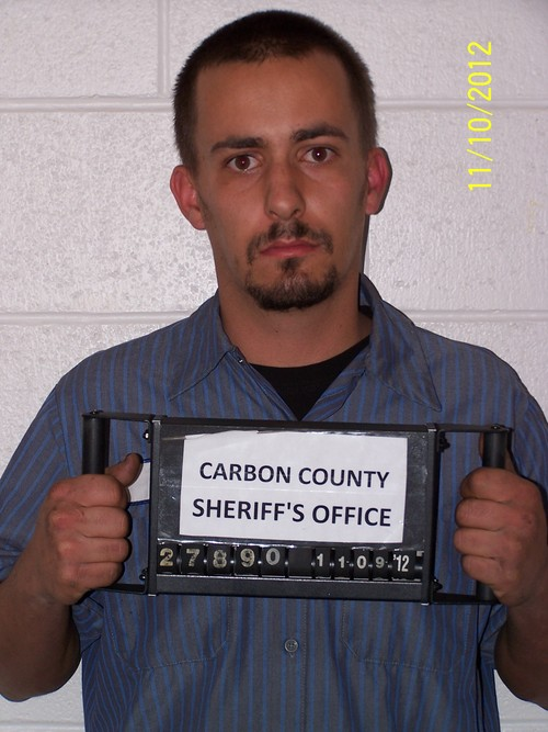 Timothy Lee Romano. Courtesy Carbon County Jail