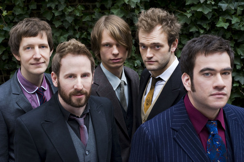Punch Brothers. Courtesy photo