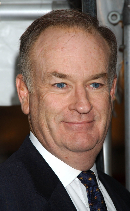 **FILE**Bill O'Reilly attends the book release party for Sirio: The Story of My Life and Le Cirque by Sirio Maccioni, held at Le Cirque, in this June 15, 2004 ifile photo in New York.  O'Reilly and Andrea Mackris, who was a producer of his talk show, have agreed to settle their legal dispute over her allegations of sexual harassment, O'Reilly's lawyer announced Thursday.(AP Photo/Jennifer Graylock)