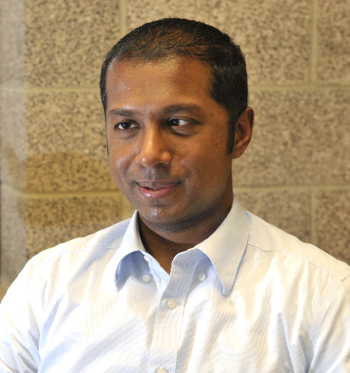 Sachin Pavithran, director of the Utah Assistive Technology Program at the Center for Persons with Disabilities at Utah State University, has been appointed to President Obama's U.S. Access Board. Courtesy photo
