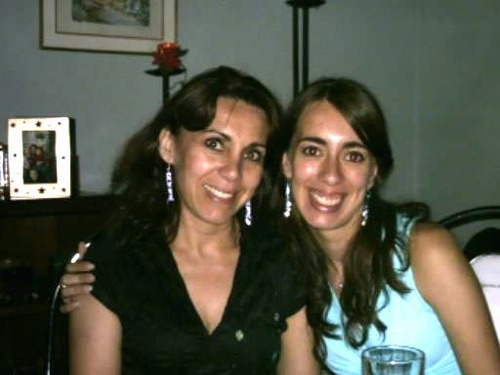 A photo of Gabriela Caballero and her mother Mirta López (left) courtesy of the Caballero family.  On Dec. 10, 2011, Gabriela Caballero was struck by two vehicles and killed. The 25-year-old from Paraguay was an organ donor and her heart saved the life of Salt Lake City resident Allyson Gamble.      Saturday June 11, 2011 in Salt Lake City