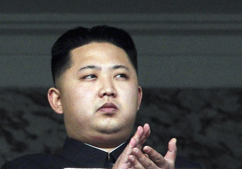 FILE - In this Oct. 10, 2010 file photo, North Korean leader Kim Jong Il's son Kim Jong Un attends a massive military parade marking the 65th anniversary of the ruling Workers' Party in Pyongyang, North Korea. North Korea fired a long-range rocket Wednesday, Wednesday, Dec. 12, 2012 in its second launch under its new leader, South Korean officials said, defying warnings from the U.N. and Washington only days before South Korean presidential elections. (AP Photo/Vincent Yu, File)