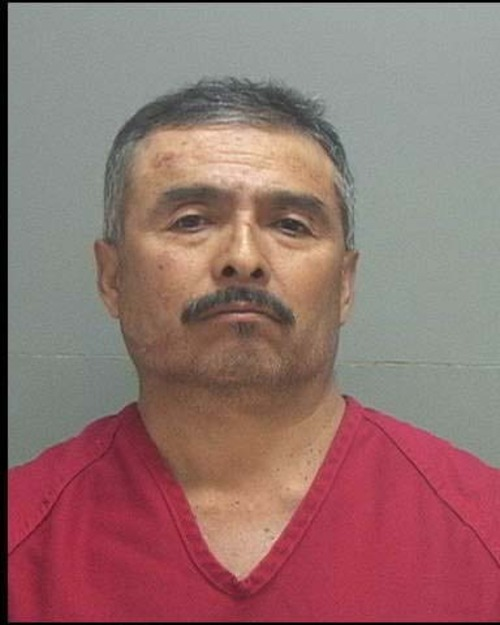 Francisco Alverez, 56, is on trial for muder in the shooting death a man at Riverside Park in Salt Lake City in 2011. Courtesy Salt Lake County jail.