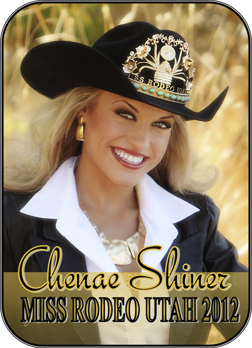 Chenae Shiner of Roosevelt, the new Miss Rodeo America. Courtesy image