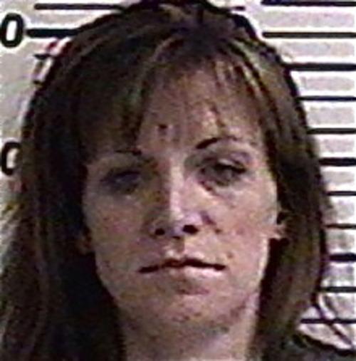 Shea Renee Sheeran (Summit County Jail photo)