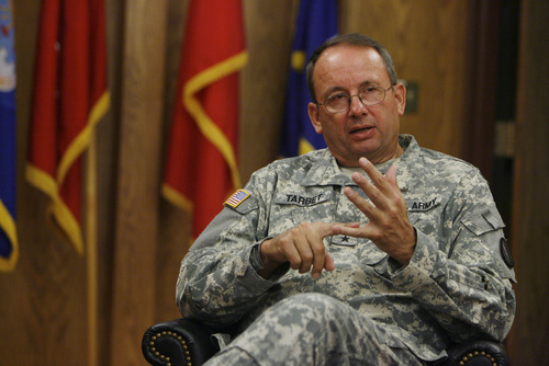 Francisco Kjolseth  |  Tribune file photo Retired Utah National Guard Adjutant General Brian Tarbert has been named to the leadership team ofthe state Attorney General's Office.