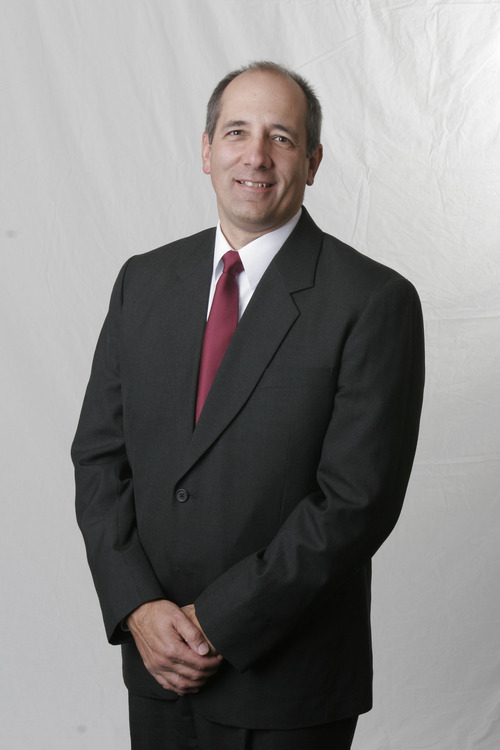 Gary Harter, a retired U.S. Army Colonel, has been named Gov. Gary Herbert's Veterans and Military Services adviser. Courtesy photo
