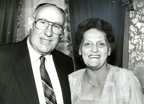 | The Salt Lake Tribune Library Wilford Rex Jr. Black and Helen Black
