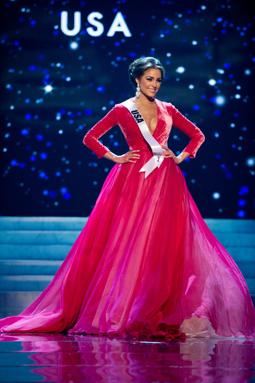 Miss USA Olivia Culpo is crowned Miss Universe - The Salt Lake Tribune