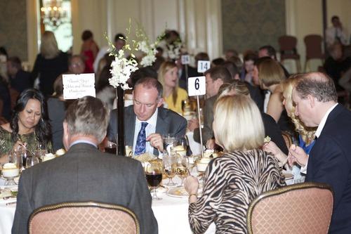 At the Family Counseling Center's 2012 Legacy of Hope Centennial Celebration Gala.  Photo:  Kristin Stockham.