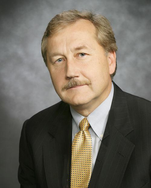 Former Utah Securities Division chief Wayne Klein. Courtesy