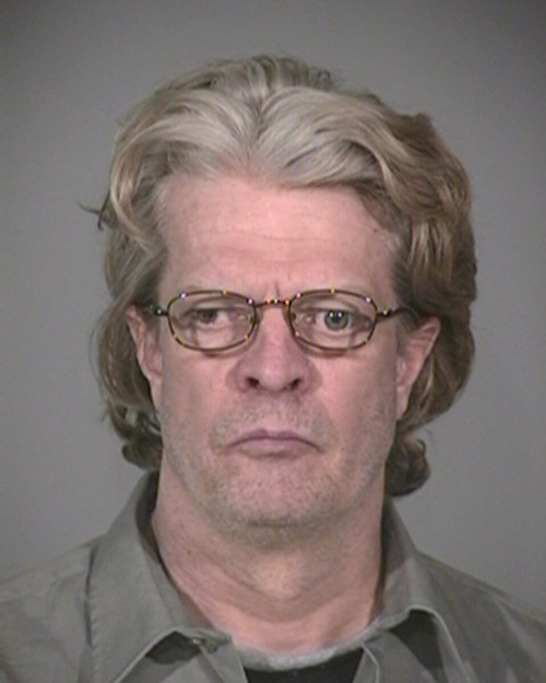 This undated photo provided by the Indianapolis Metropolitan Police Department shows Bob Leonard, 54, of Indianapolis. Leonard, his brother Mark Leonard, and Mark's wife Shirley Leonard were arrested Friday, Dec. 21, 2012 and charged with murder, arson and other counts in a Nov. 10 gas explosion that killed two people.  Authorities say the explosion in the Richmond hill subdivision in Indianapolis was deliberately set up so the three could collect a big insurance payout. (AP Photo/Indianapolis Metropolitan Police Department)