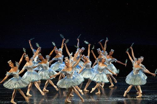 "Chris Detrick  |  The Salt Lake Tribune Ballet West performs ""The Nutcracker"" at the Browning Center at Weber State University Wednesday, November 21, 2012."