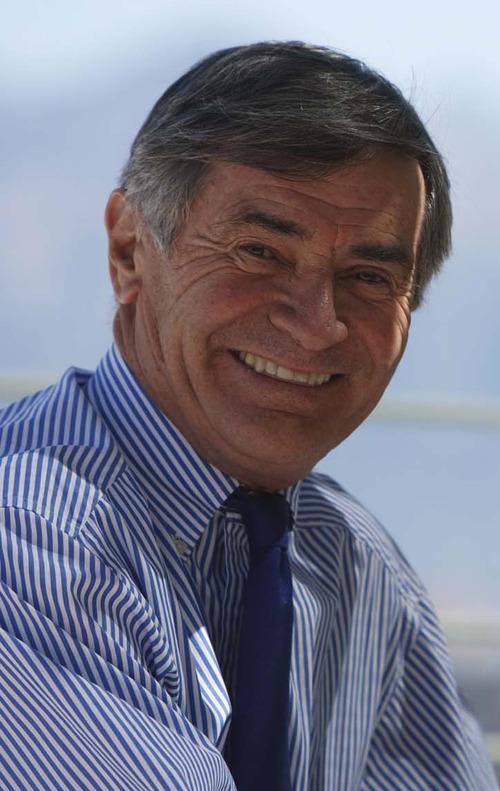 Ted Wilson has left as a senior adviser on the environment to Gov. Gary Herbert.