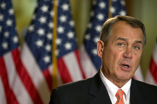 (AP Photo/Jacquelyn Martin) Last week, House Speaker John Boehner accepted the Obama administration's proposal to limit various tax deductions and exemptions to the value now received by people in the 28 percent bracket. By implication, that includes municipal bonds.