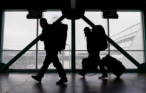 For many passengers, air travel is only about finding the cheapest fare. But as airlines offer a proliferating list of add-on services and fees, the ability to comparison-shop for the lowest total fare is eroding. (AP Photo/Nam Y. Huh, File)