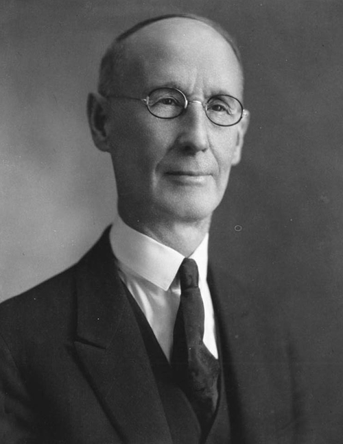 Photo Courtesy Utah State Historical Society  Mormon general authority J. Golden Kimball