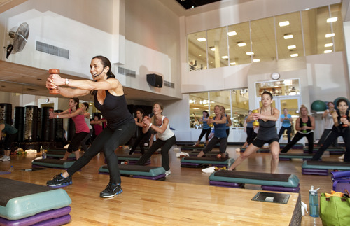 (AP Photo/Rachel Neville) One way to cut the cost is to find a trainer who will take on two people at once for less than the combined cost of two individual lessons. This way, you and your fitness buddy can split the cost.